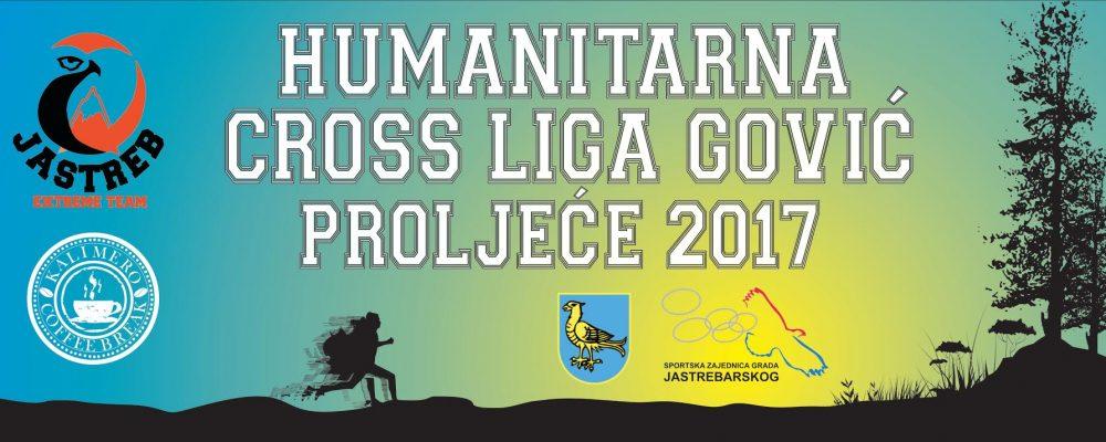 Humanitarna Cross liga GOVIĆ - ljeto 2017